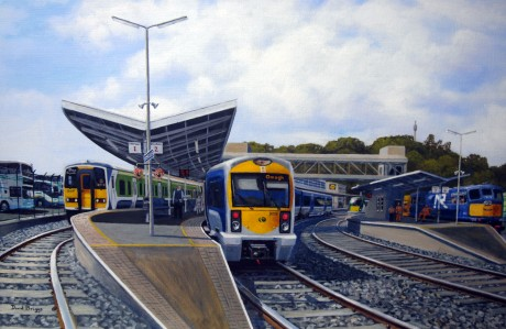 Bid To Secure Eu Funding To Restore Town S Railway Link The Fermanagh Herald