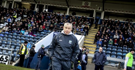 "Fermanagh V Dublin: ""As always we'll be positive"" – Pete McGrath"