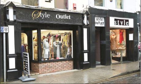 The newly extended Style Outlet, at Bridge Street, Omagh, is celebrating 35 years in business.