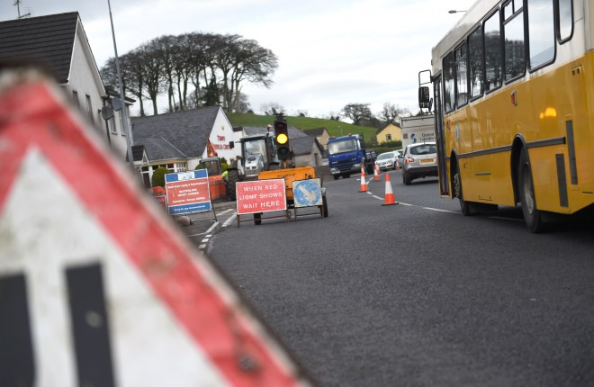 More roadworks planned in Fermanagh from this Monday