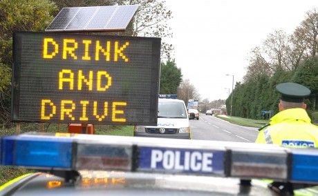 Three men arrested over drink driving in Enniskillen