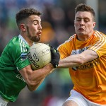 McMahon back for Antrim rematch