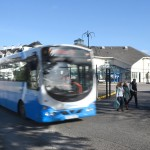 Key bus routes in the county escape the chop