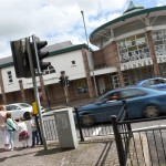 Enniskillen pelican crossing users are taking their lives into their own hands