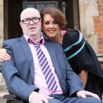 Inspirational father spurs Fermanagh student Emma on to academic success