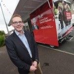 Local councillor using 'mobile surgery' to tackle local issues