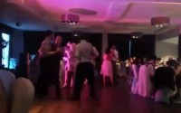 WATCH: Oops! This Fermanagh man's wedding dance fall was captured on camera