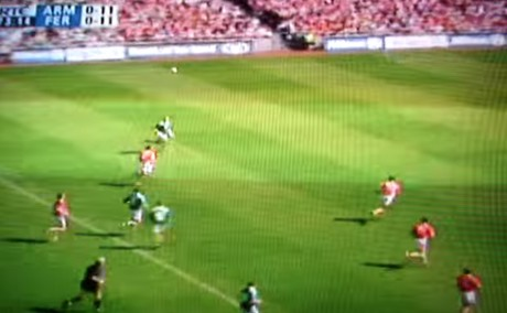 When Fermanagh made it to the All-Ireland semi finals