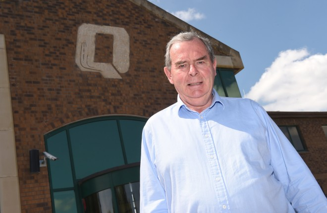 74 new jobs have been created since Sean Quinn returned to his former business    Photo by Ronan McGrade