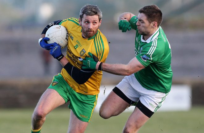 Richard O'Callaghan has been named in the Fermanagh team to face Donegal on Sunday.