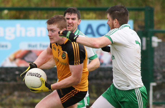 The Senior Football Leagues are cracking along nicely.
