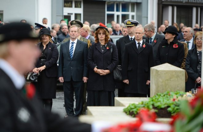 Taoiseach set to return to Enniskillen for Sunday's Remembrance Day commemoration and service