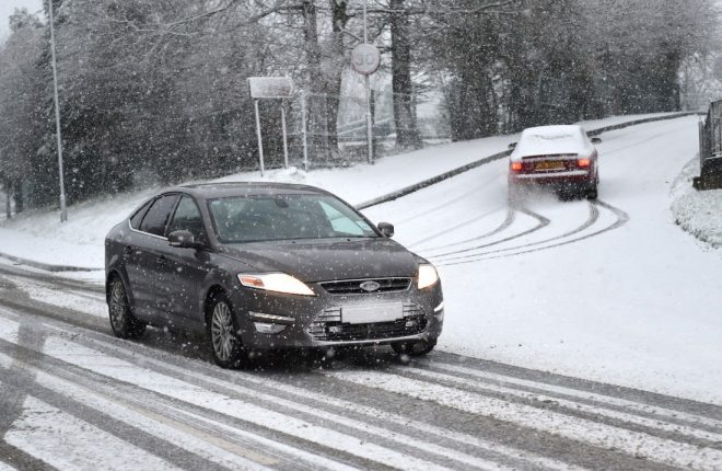 Snow is forecast for Fermanagh tonight
