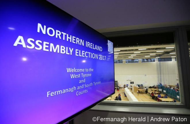 Northern Ireland votes amid power sharing crisis