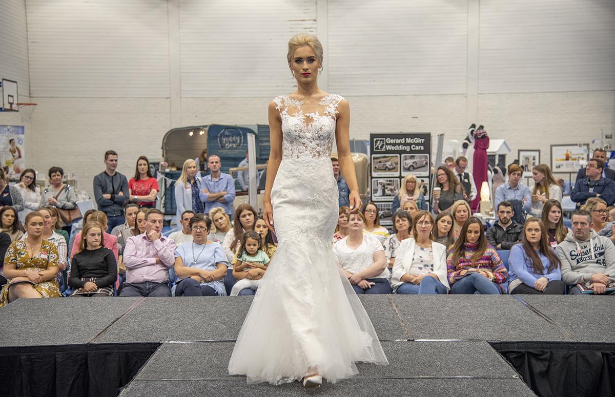 Bridal Fair Catwalk