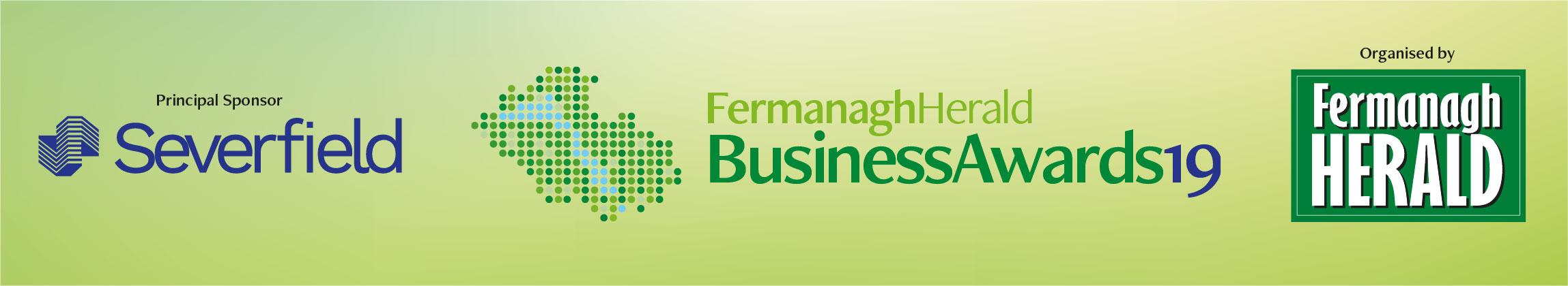Fermanagh Herald Business Awards Header