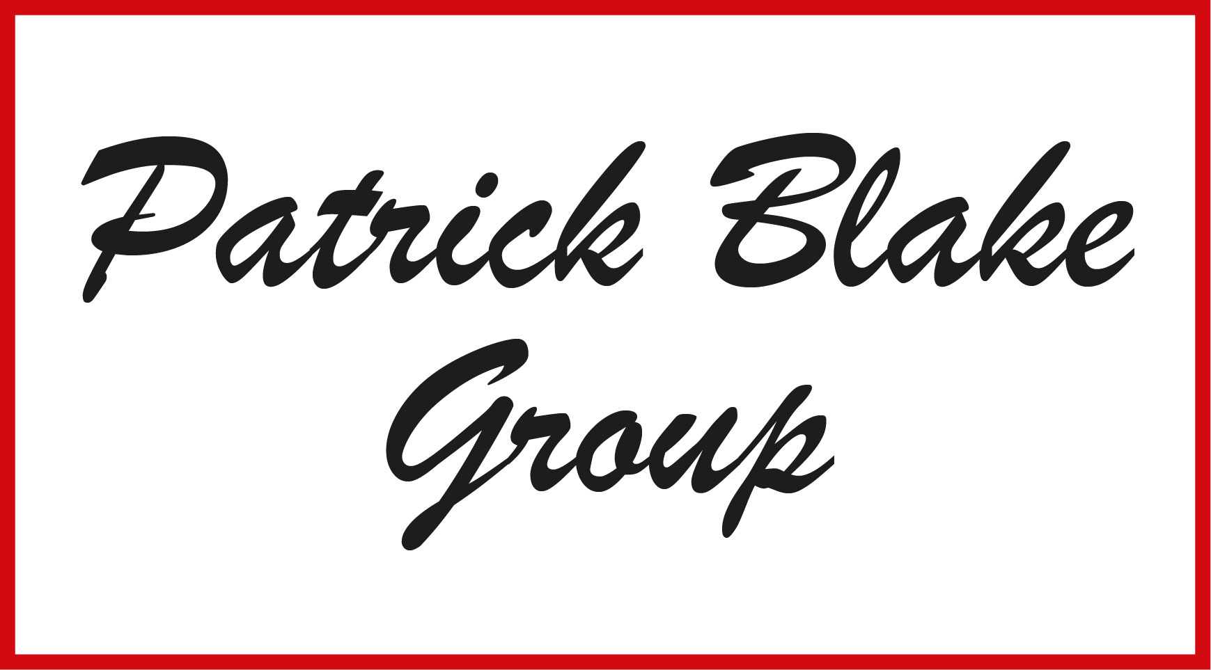 Pat Blake Group