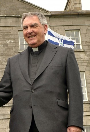 Bishop Liam McDaid issued a statement on the current situation regarding Canon John McCabe