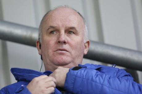 Ballinamallard United Manager, Whitey Anderson