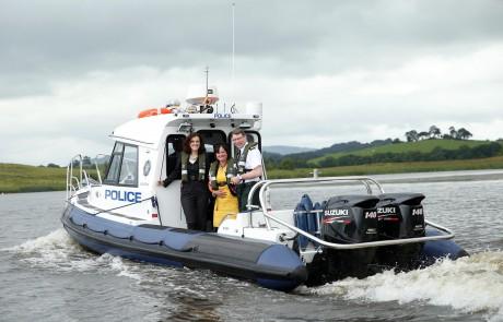 Teresa Villiers Boat
