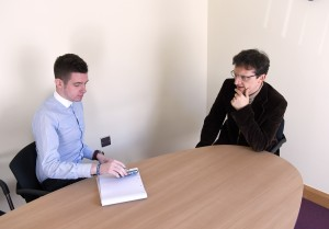 Ryan Smith interviews Donal O'Cofaigh.