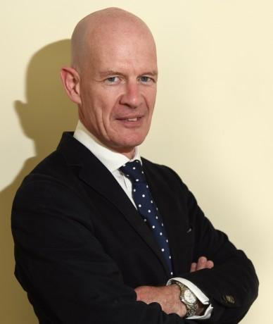 Sean Hoy - Irish Ambassador to Nigeria