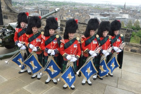 Royal Regiment of Scotland HQScot-2014-039-4522