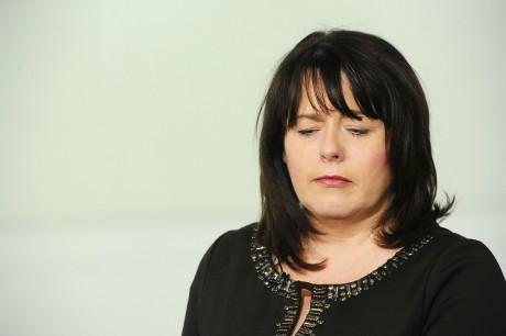 Sinn Fein's Michelle Gildernew's vote was down on 2010 by, crucially, 0.15%. Photo: Mark marlow/Pacemaker Press