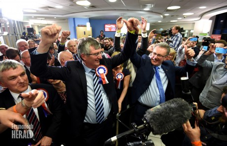 """NEW BEGINNINGS: """"Tom Elliott's claim that Fermanagh South Tyrone was now a red, white and blue seat was depressingly divisive and small-minded."""""""