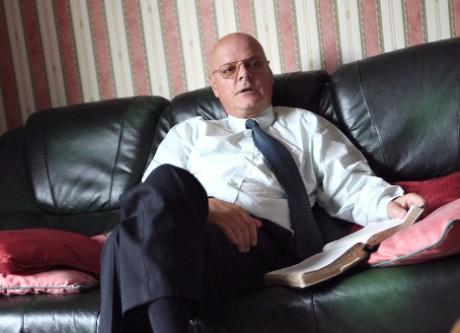 Reverend Ivan Foster. Picture: Press Eye