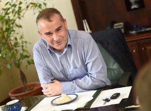 Liam McCaffrey, CEO, Quinn Industrial Holdings Ltd    RMGFH17