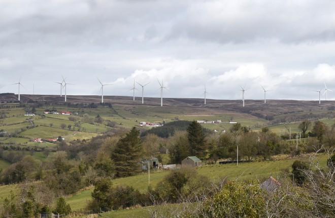 A local windfarm near Lack    RMG42
