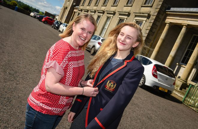 8e2ba0d19c4 Enniskillen Royal opens its doors to almost 1000 pupils - The ...