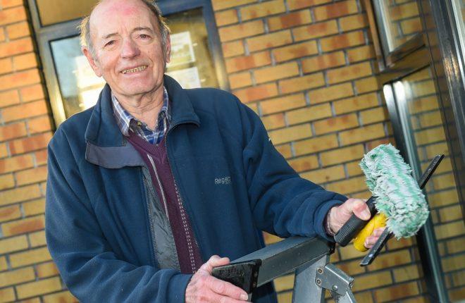 Jim Gamble has been awarded a BEM in Queen Elizabeth's New Years Honours list