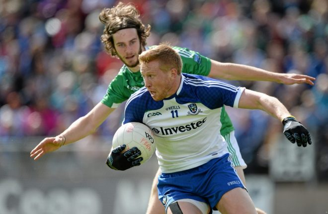 Sunday's meeting with Monaghan is expected to see Tiarnan Daly in action for Fermanagh for the first time since the 2015 All-Ireland quarter-final clash with Dublin.