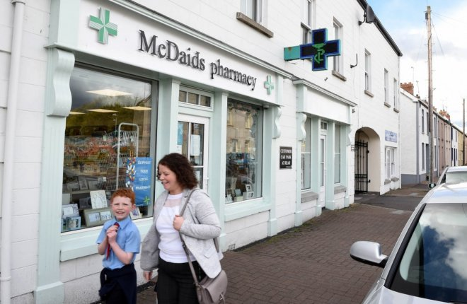 Roslea pharmacy  staying open  for foreseeable future - The ... c8c95dbb00f6