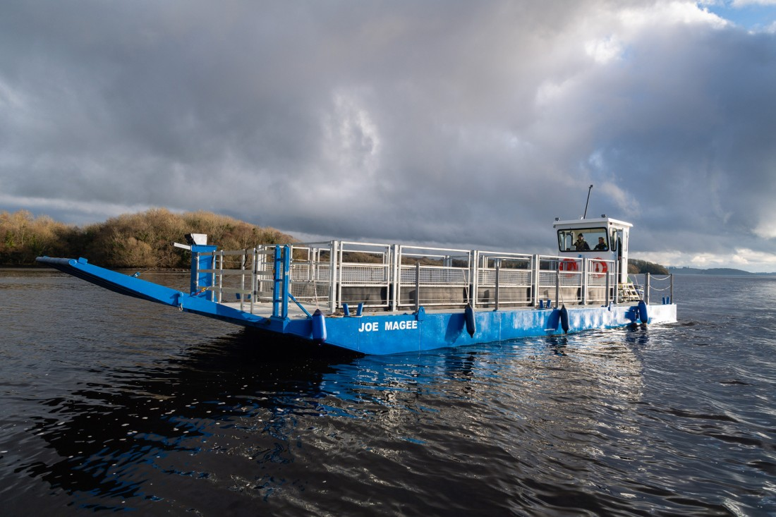 'Joe Magee' cot is launched to save endangered curlew - The Fermanagh Herald