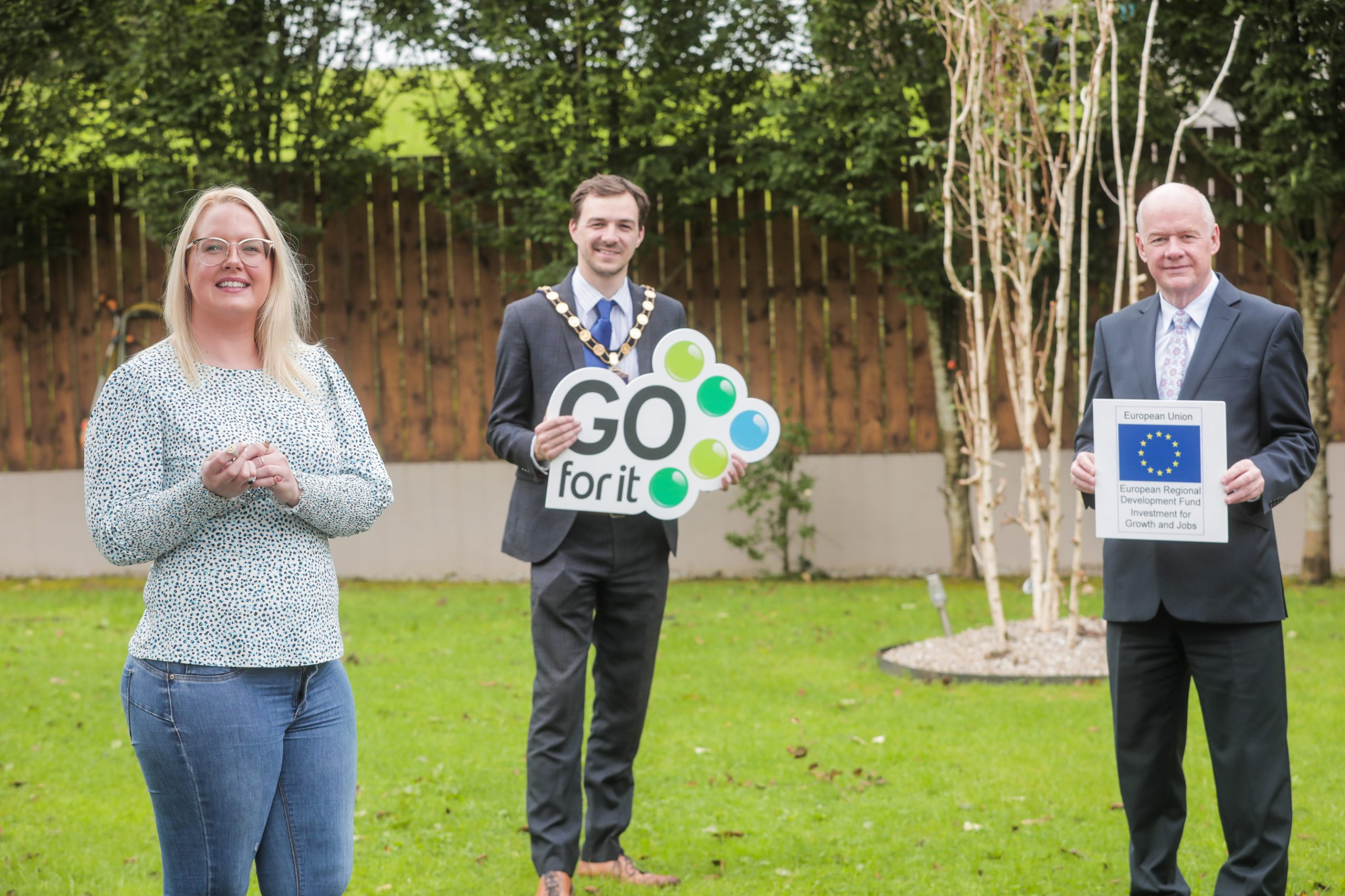 All that glitters is gold for new local business - The Fermanagh Herald
